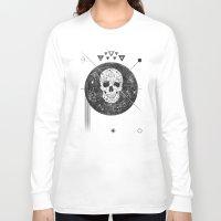sagittarius Long Sleeve T-shirts featuring Sagittarius by Josh Ln