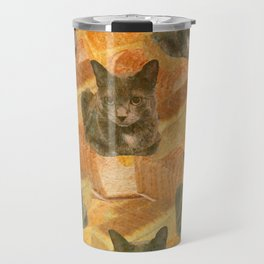 Kitty Loaf Travel Mug