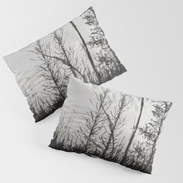 Winter Woodlot Pillow Sham