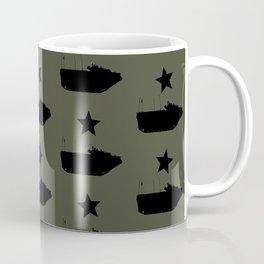 AAV-7 Amphibious Assault Vehicle Coffee Mug