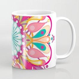 Rainbow Mandala Coffee Mug