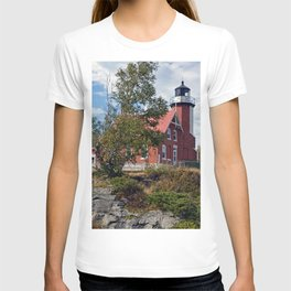 Eagle Harbor Lighthouse T-shirt