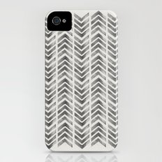 STAMPS SERIES N1 HERRINGBONE iPhone (4, 4s) Slim Case