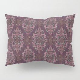 Vintage Burgundy vertical Pillow Sham