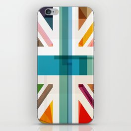 MultiCultural Britain iPhone Skin