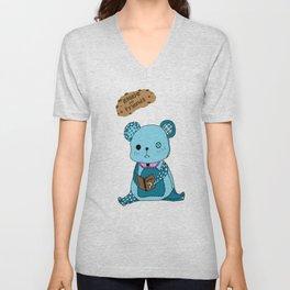 Kookie and Friends Unisex V-Neck
