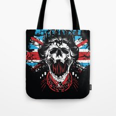 Anarchy queen Tote Bag