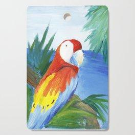 Parrot bay Cutting Board