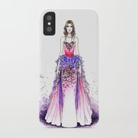 sparkle iPhone & iPod Cases featuring Sparkle by Tania Santos