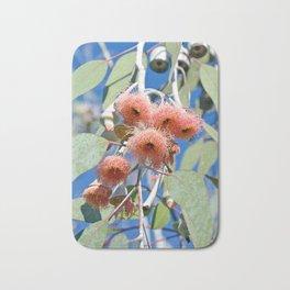 Blossoms and Bees Bath Mat