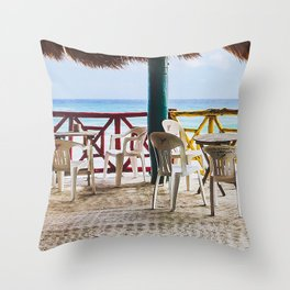 Oh, The Possibilities Throw Pillow