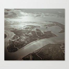 The Land 2 Canvas Print