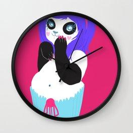 Pandacake Wall Clock
