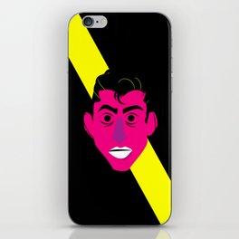 Alex Turner2 iPhone Skin