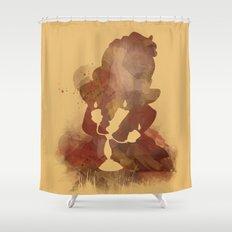 Old fellows Shower Curtain