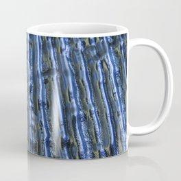 Sapphire Ripple Coffee Mug