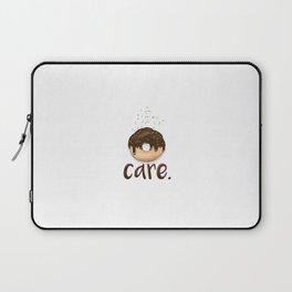 Donut Care Laptop Sleeve