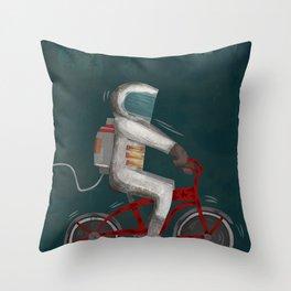 Artcrank poster Throw Pillow