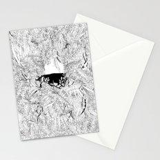 Where are the stagnant waters Stationery Cards