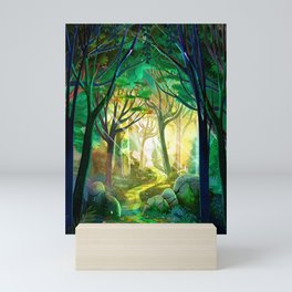 sunny Mini Art Print
