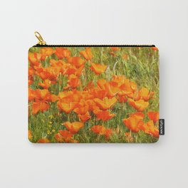 Golden Poppies 2017 Carry-All Pouch