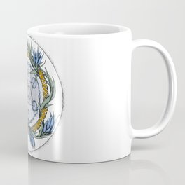 Metatron`s Cube Coffee Mug