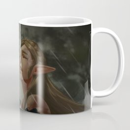 Link and Zelda (tlozboth) Coffee Mug