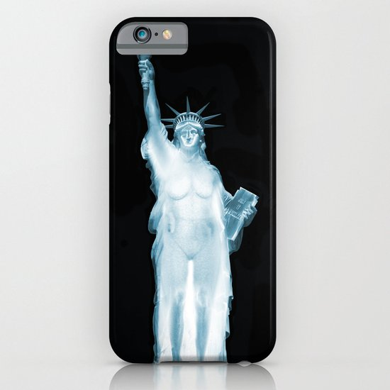 Land of the Free? iPhone & iPod Case