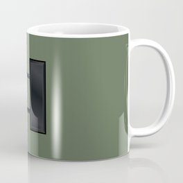 Captain (Green) Coffee Mug