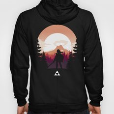 The Legend of Zelda - Orange Version Hoody