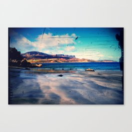 And Then So Clear - Original Photographic Art Canvas Print