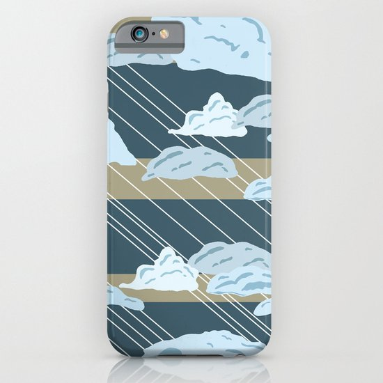 Rain Clouds iPhone & iPod Case
