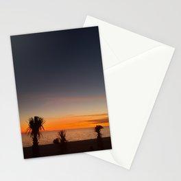 Panama city beach sunset Stationery Cards
