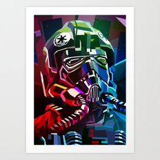 SW#38 Art Print