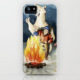 Smile honey! iPhone Case