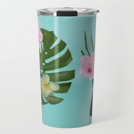 Toucans Travel Mug
