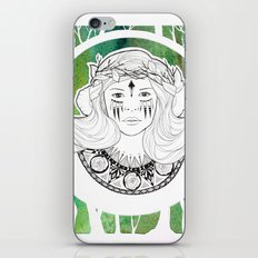 Daughter of the Forest iPhone & iPod Skin