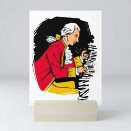 Mozart Mini Art Print