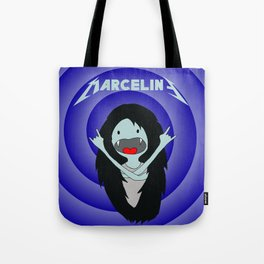 Metal Marceline Tote Bag