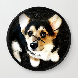 Please? Wall Clock