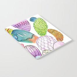 Cactus King Notebook
