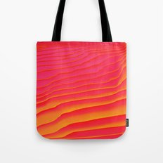 Heat Burst Tote Bag
