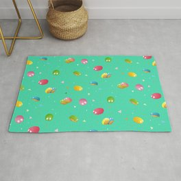 Space Critter Rug