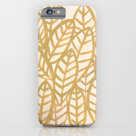 Fronds iPhone & iPod Case