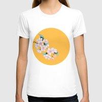 sakura T-shirts featuring Sakura by Priscilla Moore