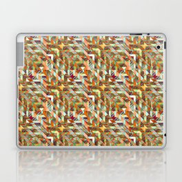 Geometric Quilt Laptop & iPad Skin