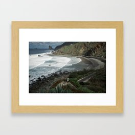 Welcoming View Framed Art Print
