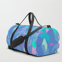 ABSTRACTION BRIGHT Duffle Bag