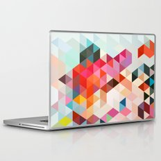 Heavy words 01. Laptop & iPad Skin