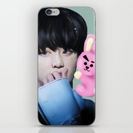 Jungkook and Cooky iPhone Skin